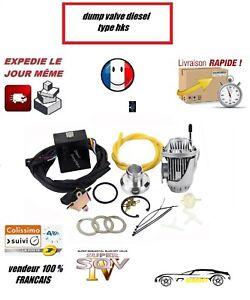 Dump Valve BLOW OFF Moteur Turbo Diesel SQV4 convient AUDI A1, A3, A4, A5, A6TDI