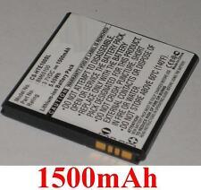 Batterie 1500mAh type BM65100 HTX21UAA Pour HTC Desire 320