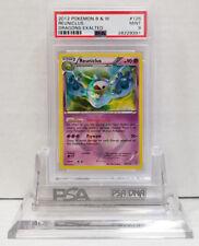 Pokemon DRAGONS EXALTED REUNICLUS 126/124 SECRET RARE HOLO PSA 9 Mint #28229391