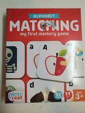 Matching My First Memory Game