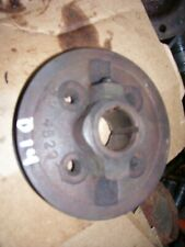 Vintage Allis Chalmers D 14 Tractor Engine Front Pulley