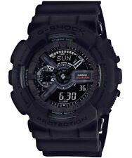 Casio G-Shock *GA135A-1A 35th Anniv Edition Neo Matte Black Anadigi Watch
