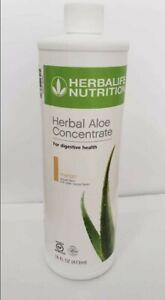 Herbalife Herbal Aloe Drink (Concentrate)16 oz - New Mango Flavor