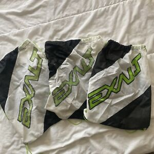 (3) Exalt Cleat / Goggle Bag Drawstring - Paintball - Paintball - Fast Shipping!