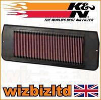 K&n Alto Rendimiento Filtro de Aire Motocicleta TB9091