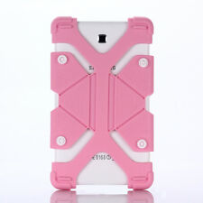 """Universal Adjustable Shockproof Soft Silicone Case For 9.7"""" 10.1"""" 10 inch Tablet"""