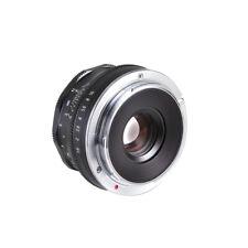 35mm F/1.6 Manual Focus Prime Lens for Fujifilm Fuji X-mount XH1 XA5 /10 XT10