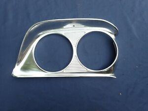 1959 Ford Galaxie headlight bezel, LH, NOS!
