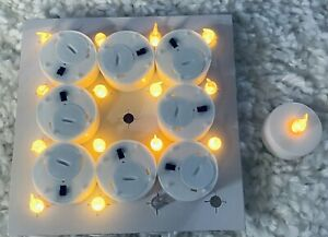 24 PC Luminara TBMWA400W Flickering LED Candles