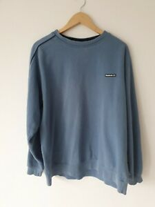 Vintage Reebok Classic Crew Neck Sweatshirt Size Men's Blue XL