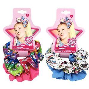 JoJo Siwa Licensed 2 Pack Scrunchie's