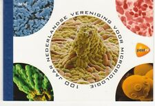 xxx NVPH Prestigeboekje nr. 36 - Microbiologie.