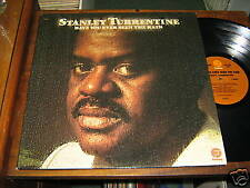 Stanley Turrentine JAZZ LP Have You ever Seen the Rain