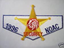 1996 NOAC SECURITY FLAP PATCH