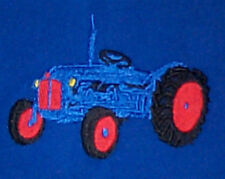 Fordson Dexter Tractor embroidered on Polo Shirt