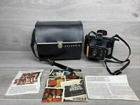 Vintage Polaroid Super Colour Swinger Land Camera Polaroid Camera ***UNTESTED**