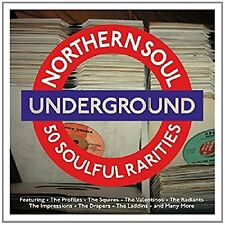 Northern Soul ( R&B / Soul ) Underground - 50 Soulful Rarities NEW SEALED 2CD