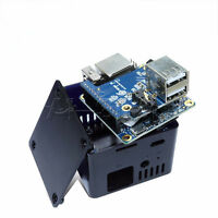New ABS Plastics Shell Cooling Case for Orange Pi Zero and Expansion Board Black