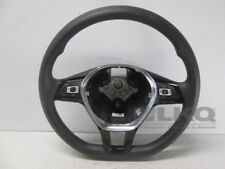 15 2015 Volkswagen Jetta Steering Wheel W/Cruise 5C0419091CP OEM LKQ