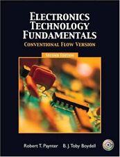 Electronics Technology Fundamentals Conventional Flow by Robert T Paynter