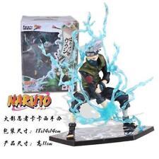 "[Naruto] Hatake Kakashi Pvc figure Toy Japanese Anime 4.3"" New in box UK"