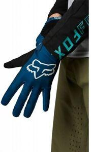 Fox Ranger Gloves Dark Indigo FA21 - Full Finger Mountain Bike Trail MTB