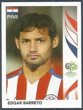 PANINI FIFA WORLD CUP-GERMANY 2006- #121-PARAGUAY-EDGAR BARRETO