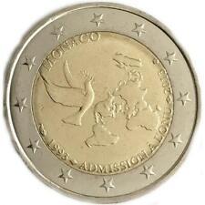 2 euro Monaco 2013 adesione all'Onu