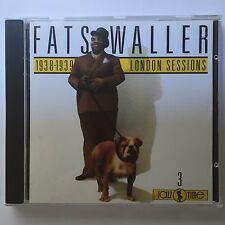 Fats Waller: 1938-39 London Sessions - Full Silver Made in France by PDO