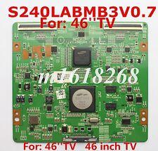 T-Con Board S240LABMB3V0.7 Samsung UE46D7000 UA46D7000  BN41-01663  For46'' TV