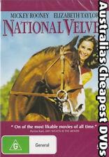 National Velvet DVD NEW, FREE POSTAGE WITHIN AUSTRALIA REGION ALL