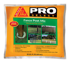 Sika  Pro Select  Fence Post Backfill  33 oz.