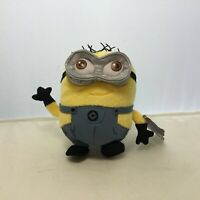 Illumination Despicable Me Bob Kevin Minions Plush Toy New Tags Universal Parks