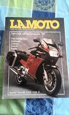 LA MOTO - 1988 FEBBRAIO-SPECIALE ABBIGLIAMENTO 088-KAWASAKI YAMAHA SUZUKI FANTIC