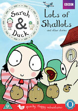 Sarah And Duck - Lots Of Shallots (DVD 2014) * NEW & SEALED - FAST UK DISPATCH *