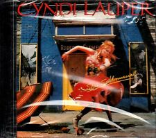 CD - CYNDI LAUPER - She's so unusual
