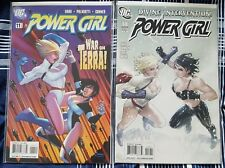 assorted Power Girl comics (choose from list)