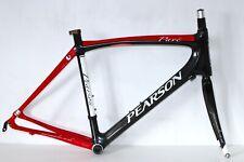 PEARSON PAVE marco de carbono bicicleta de carretera 700c Racing 54cm BBR60