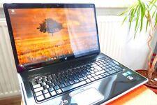 HP Pavilion DV8 l AKKU NEU l SSD l Core i7 I 18 Zoll FHD l BluRay l Windows 10