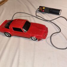 1982 Playtime Products Plastic Car Red Camaro
