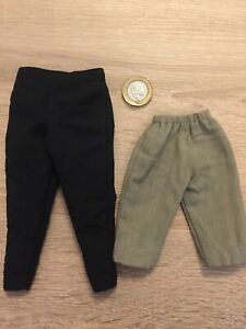 HOT TOYS Star Wars 1/6 Rey (TFA) and Luke (TLJ) Trousers