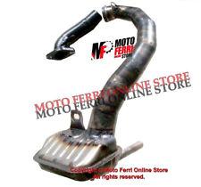 MF0496 - SUPER PADELLINO COLLETTORE MAGGIORATO RACING MARMITTA VESPA 50 SPECIAL