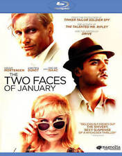 The Two Faces of January (Blu-ray Disc, 2015)