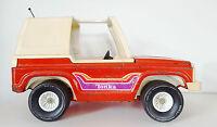 Tonka Mighty Original #3986 Adventure Buggy 1976, Red Tonka Jeep (Barbie Size)
