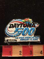 Used & AS-IS BOTTOM - 2002 Florida DAYTONA 500 NASCAR Car Race / Auto Patch 86N5
