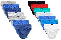 Boys 7 Pack Briefs Pants 100% Cotton Kids Size 2/3, 3/4, 5/6, 7/8 Colourful NWT