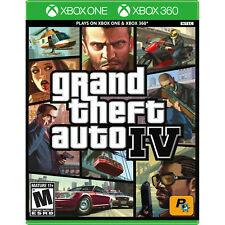 Grand Theft Auto IV - Platinum Hits Xbox 360 [Brand New]