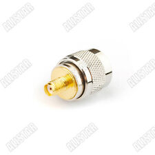 SMA-UHF SMA Female to UHF PL259 Male Plug straight connector adapter