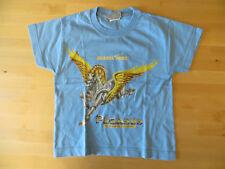 T-Shirt Europapark Rust Pegasus Youngster Achterbahn hellblau Gr. 4 Jahre