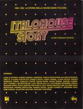 """""""Italo House Story"""" 1984-1994 di Maurizio Clemente (DVD)"""